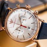 EMPORIO ARMANI 亞曼尼 AR11123 經典時尚計時精品錶 熱賣中!