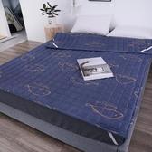 單人床墊 床墊軟墊榻榻米家用褥子雙人1.8米薄款1.5m墊子宿舍單人學生0.9m 京都3CYJT