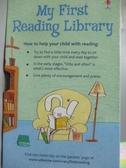 【書寶二手書T2/原文小說_GML】我的小小外文圖書館套書《My First Reading Library》(入門全套