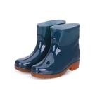雨鞋 中筒高筒雨鞋女士勞保低幫套鞋水靴男防滑女雨靴防水鞋保暖膠鞋