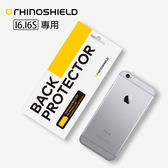 IPHONE I6.I6S 犀牛盾SolidSuit透明背面保護貼【SPAC01】