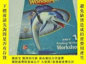 二手書博民逛書店wonders罕見reading writing worksho