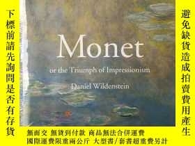 二手書博民逛書店Monet罕見or The Triumph of Impress