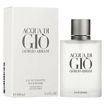 Giorgio Armani Acqua di Gio 亞曼尼寄情水男性淡香水 100ml ※喬雅香水美妝※
