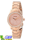 [美國直購 USAShop] 石英玫瑰金表 GUESS Women s U0230L3 Analog Display Quartz Rose Gold Watch $3927