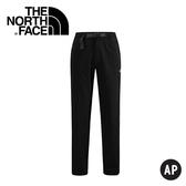 【The North Face 男款 彈性長褲 黑】0A2RGS/長褲/休閒長褲