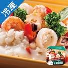 金品鮮蔬乳酪海鮮燉飯300g/盒【愛買冷凍】