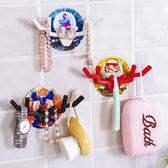 ✭慢思行✭【Q143】創意無痕鹿角掛勾 強力 廚房 浴室 門後 貼壁 懸掛 小物 收納 分類 整理