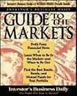 二手書博民逛書店《Investor's Business Daily Guide to the Markets》 R2Y ISBN:0471154822