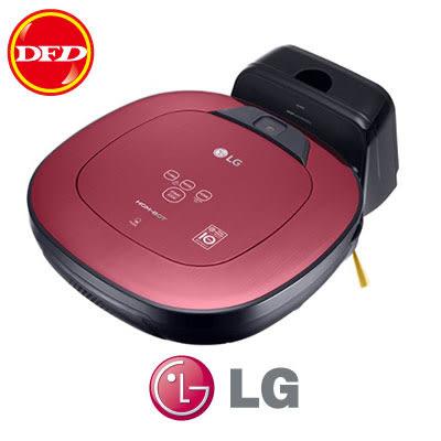 ( 新品現貨24期 ) 樂金 LG VR65713LVM 掃地機器人 雙鏡頭 智慧變頻 馬達10年保固 紅 公貨 送高級64GB SD卡