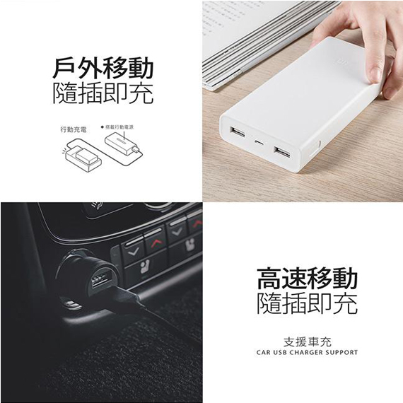 Kamera佳美能 液晶顯示充電器 for SONY NP-FZ100 (車充;行動電源也能充)
