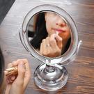 壓克力透明1*3倍圓形桌上鏡-生活工場