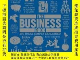二手書博民逛書店The罕見Business BookY256260 Dk Publishing Dk Publishing