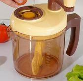 絞肉機切菜器手動絞肉機絞菜攪碎菜機脫水攪拌機