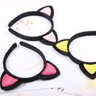 可愛貓耳朵髮箍 髮圈 髮飾 頭箍 (3色)