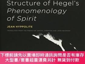 二手書博民逛書店Genesis罕見And Structure Of Hegel s Phenomenology Of Spirit