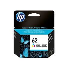 HP C2P06AA NO.62原廠彩色墨水匣 適用Envy 5640/7640/5540/OJ5740(原廠品)