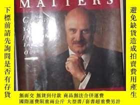二手書博民逛書店英文原版罕見Self Matters by Phillip C.
