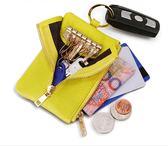 女式鑰匙包女迷你韓國多功能可愛簡約創意小零錢鎖匙包扣·享家生活館