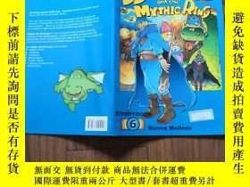 二手書博民逛書店DD罕見DRAGON AND THE MYTHIC RING STORYBOOK 6 (《DD龍與神秘戒指》故事書
