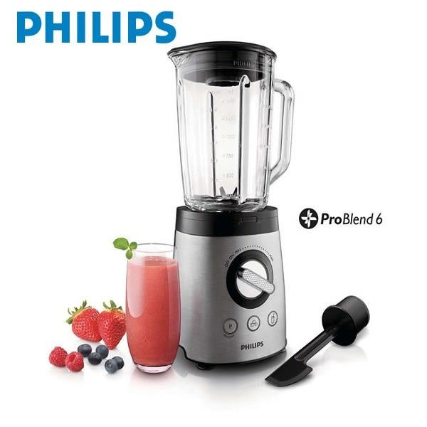 【PHILIPS 飛利浦】HR2096 Avance 超活氧果汁機