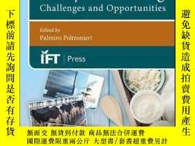 二手書博民逛書店Microbiology罕見in Dairy Processing: Challenges and Opportu