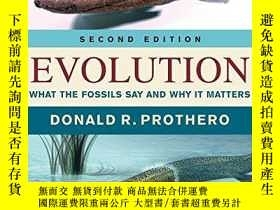 二手書博民逛書店Evolution罕見(second Edition)Y256260 Donald R. Prothero C