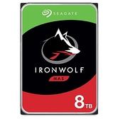 Seagate 希捷 那嘶狼 IronWolf 8TB 3.5吋 NAS專用 硬碟 (ST8000VN004)