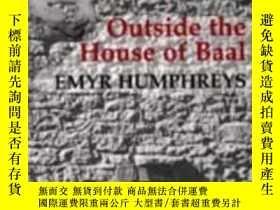 二手書博民逛書店Outside罕見The House Of BaalY25517