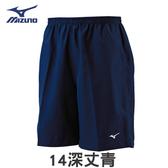 胖媛的店 美津濃MIZUNO 男路跑褲 單層輕量 RUNNING  J2TB8A0214