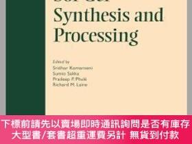 二手書博民逛書店預訂Sol-Gel罕見Synthesis And Processing - Ceramic Transaction