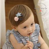 髮夾 兒童 星星 網紗 造型 韓版 BB夾