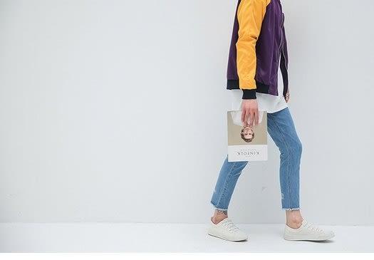 【找到自己】 韓國高品質 棒球外套 軍裝 外套 MA1 球衣 外套 潮流外套 經典配色