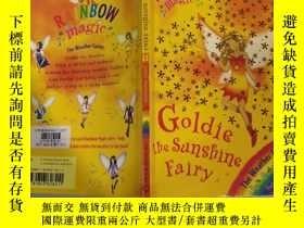 二手書博民逛書店Goldie罕見the sunshine Fairy :陽光仙女Y200392