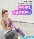 拉力繩 腳蹬拉力器仰臥起坐輔助器材家用健身女瑜伽彈力繩神器 快速出貨