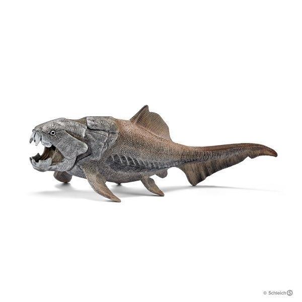 Schleich 史萊奇動物模型 鄧氏魚(下顎可動) SH14575