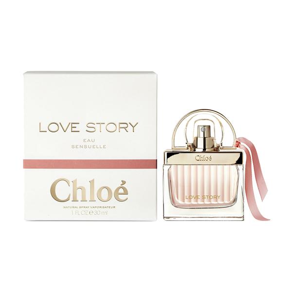 Chloe Love Story 愛情故事日落巴黎淡香精 30ml【5295 我愛購物】