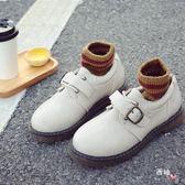 八八折促銷-牛津鞋小皮鞋女單鞋學院布洛克鞋馬丁鞋學生鞋牛津鞋風女鞋