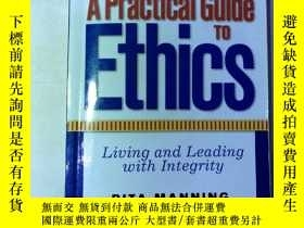 二手書博民逛書店A罕見PRACTICAL GUIDE TO ETHICS 【倫理
