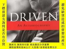 二手書博民逛書店Driven:罕見An Autobiography of Lar