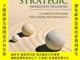 二手書博民逛書店Mindfulness-Based罕見Strategic Awareness Training: A Comple