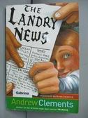 【書寶二手書T1/原文小說_NJL】The Landry News_Clements, Andrew