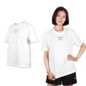 PUMA 女基本系列刺繡短袖T恤(慢跑 路跑 免運 ≡排汗專家≡