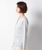 「Hot item」定番口袋蕾絲設計棉質圓領罩衫 (提醒→SM2僅單一尺寸) - Sm2