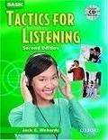 二手書《Basic Tactics for Listening: Student Book with Audio CD (Tactics for Listening)》 R2Y ISBN:9780194384513