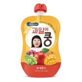 韓國 智慧媽媽 BEBECOOK 嬰幼兒綜合果汁100ml(9個月以上)