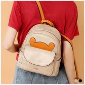 後背包-迪士尼系列蜜糖吐司小熊維尼款大頭口袋後背包-共2色-A12121861-天藍小舖