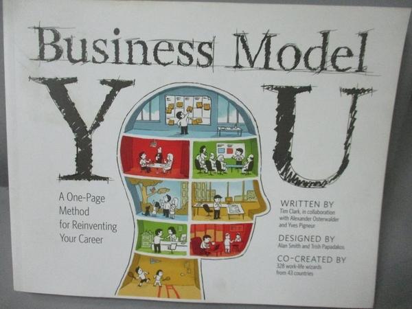 【書寶二手書T5/財經企管_ZBA】Business Model You: A One-Page Method For