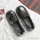 基礎款jk正統歐川高日制校供英倫小皮鞋日系女jk制服鞋子大頭單鞋快意購物網