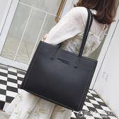 包包女上新款單肩包女大包韓版時尚挎包大容量手提托特包 概念3C旗艦店